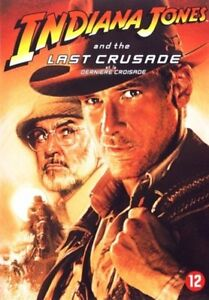 DVD-INDIANA-JONES-AND-THE-LAST-CRUSAFE-1989-NEW-NIEUW-SEALED