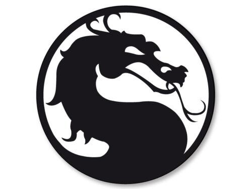 "Pin Button Badge Ø25mm 1/"" Mortal Kombat MK Sub-Zero Scorpion"