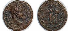 CARACALLA As PONTIF TR P XIII COS III   +209 ROME C.467
