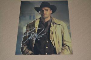 BILLY-ZANE-signed-autograph-In-Person-8x10-20x25-cm-DEMON-KNIGHT