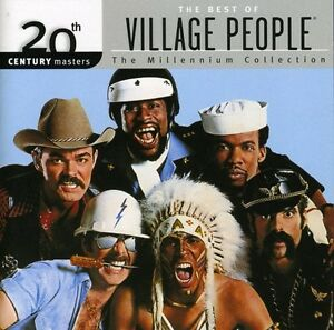 The-Village-People-20th-Century-Masters-Millennium-New-CD