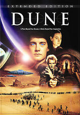 DUNE DVD EXTENDED & THEATRICAL VERSIONS BOTH STEELBOOK METAL BOX SET D.LYNCH W/S