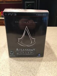Assassin-039-s-Creed-Brotherhood-Collector-039-s-Edition-Sony-PS3-Very-Good-No-Game