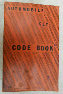 Locksmith key code books download