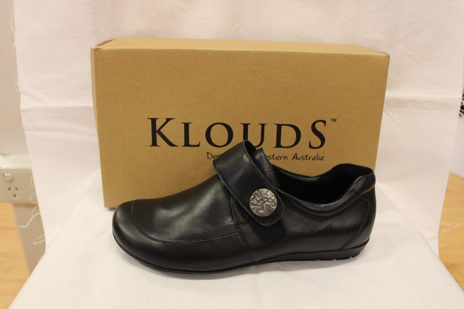 LADIES SHOES FOOTWEAR - Klouds Nuria shoe black