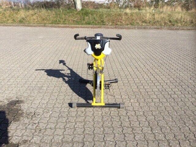 Spinningcykel, Spinningcykel, BMX