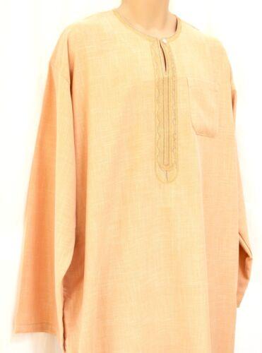 2-tlg Arabische Hemd Kleid Islam Thawb Hose North Afrika-libyen Afghan Lang