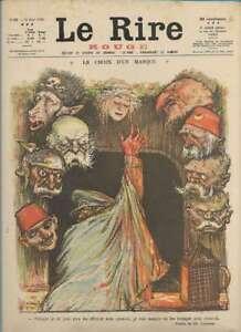 Journal-Le-RIRE-Rouge-edition-de-guerre-N-69-du-11-mars-1916