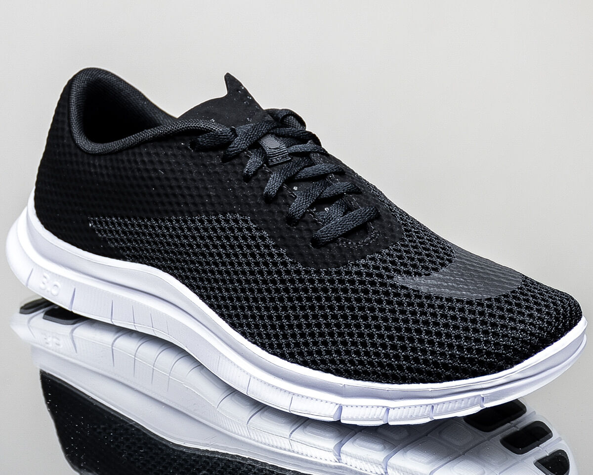 b5eac485acad free shipping Nike Free Hypervenom Low men lifestyle casual sneakers NEW  black white
