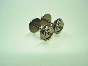 8 H0-Wechselstrom Zapfenachsen für Märklin WS//AC,NEU! A:26,0 mm alt ,11,0 mm
