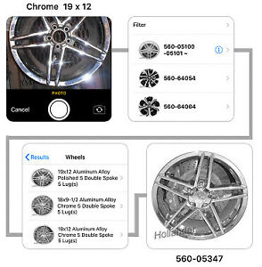WheelSpotter App – Guide Edition