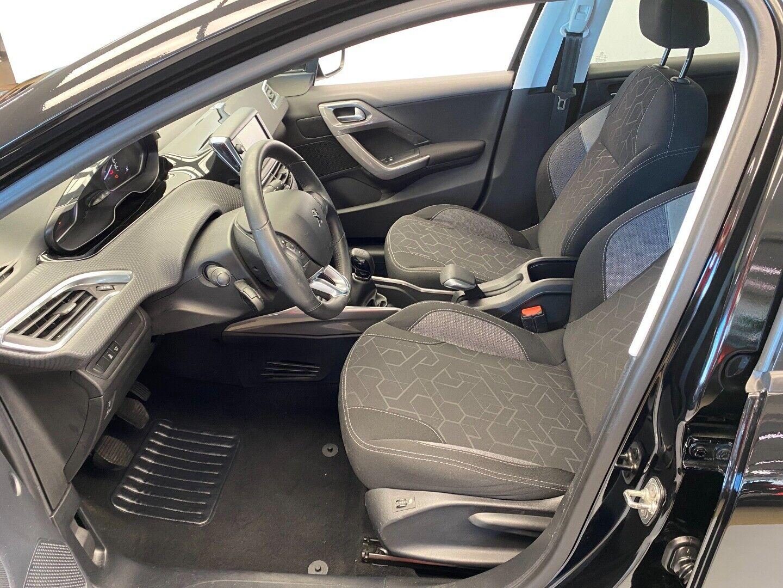 Billede af Peugeot 2008 1,6 BlueHDi 100 Active+