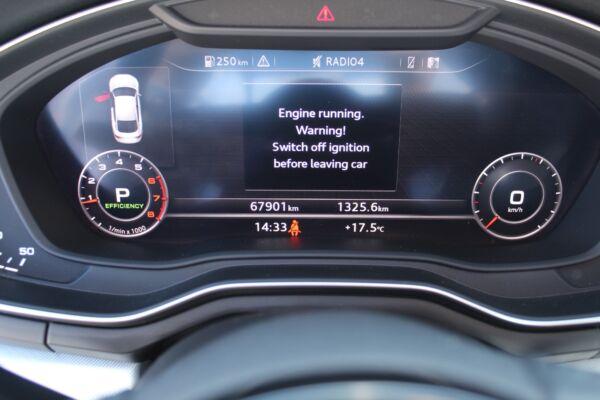 Audi A5 2,0 TFSi 190 Sport Sportback S-tr. billede 15