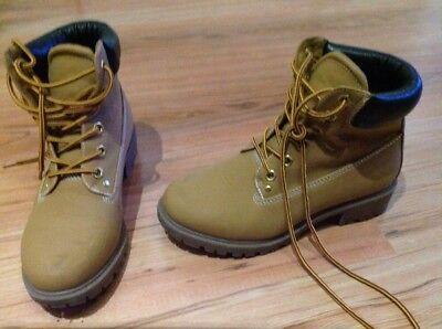 Tally Weijl Schuhe, Boots, Stiefel Gr 37 braun wie NEU Boots - ifb ... abdc75fa59