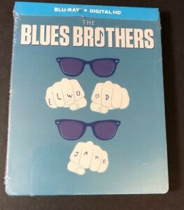 The-Blues-Brothers-Limited-Edition-STEELBOOK-v1-Blu-ray-Disc-NEW