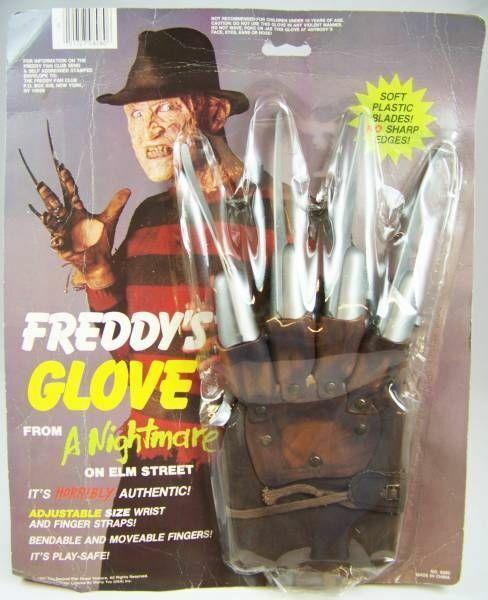 A Nightmare on Elm Street  Gant de Frossody Krueger