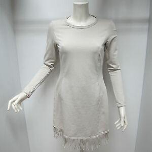 EUROPEAN-CULTURE-vestido-mujer-con-mangas-mod-10X0-col-BEIGE-T-L-invierno-2015