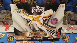 Puissant Morphin Power Rangers Héritage Falconzord Megazord scellé à l'usine 45557974060