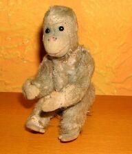 Steiff Schimpanse Jocko weiß Vorkrieg prewar 10cm stehend