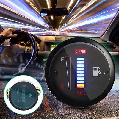 GlowShift 52mm 10 Color Digital Narrowband Air//Fuel Ratio AFR Gauge Meter