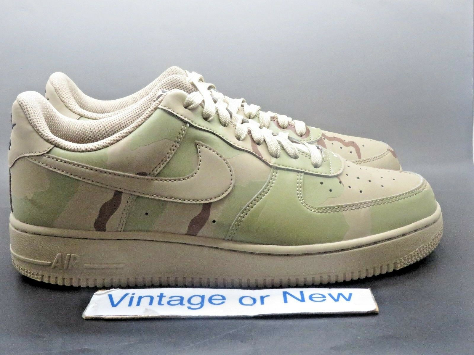 Wild casual shoes Nike Air Force 1 '07 Low LV8 Reflective Desert Camo 2018 Price reduction