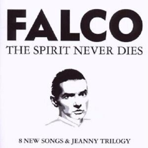 FALCO-THE-SPIRIT-NEVER-DIES-CD-POP-12-TRACKS-NEU