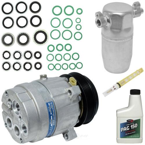 VIN: K Eng Code: L36 UAC KT 3358 OHV A//C Compressor /& Component Kit-SE