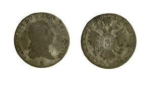 Fougueux S1164_45) Österreich, 3 Kreuzer 1820 B
