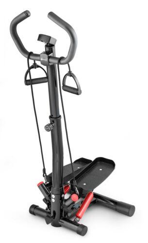Hop-Sport Swing Side Stepper HS-055S Computer Handgriff einstellbarer Widerstand