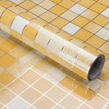 Wall Stickers Waterproof Heat Resistance Self-adhensive Anti Oil Kitchen Decor