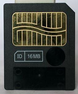 Fujifilm-16MB-smart-media-memory-card-3-3-volt-Choice-of-Korean-or-Japanese