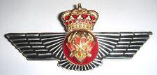 SPANIEN Fallschirmjäger Verteidigung und Siche Flügel Abzeichen Badge Wings