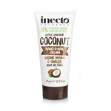 INECTO NATURALS LITTLE SAVIOUR COCONUT  HAND & NAIL CREAM - 75ML *