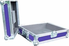 Technics SL1210 Giradiscos Cisne de cubierta de Dj Estuche Vuelo (púrpura)