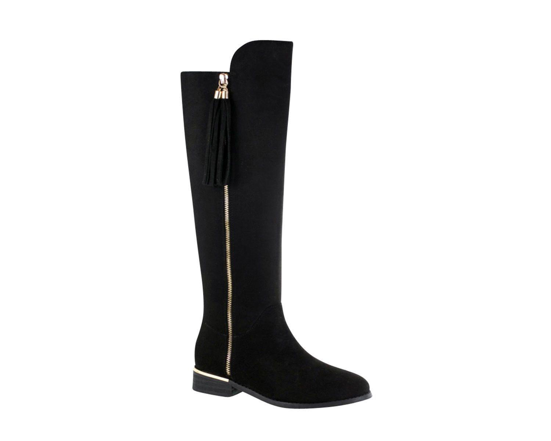 comprare a buon mercato Donna  GC scarpe scarpe scarpe Tazzy High avvio nero Dimensione 9  NJCG6-437  negozio online