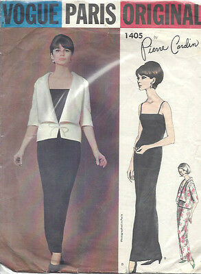 """1940s Vintage Sewing Pattern Abito B36/"""" 9"""