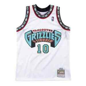 303fca1d Image is loading Mike-Bibby-Vancouver-Grizzlies-Mitchell-amp-Ness-1998-