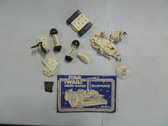Star Wars Droid Maker w Blauprints