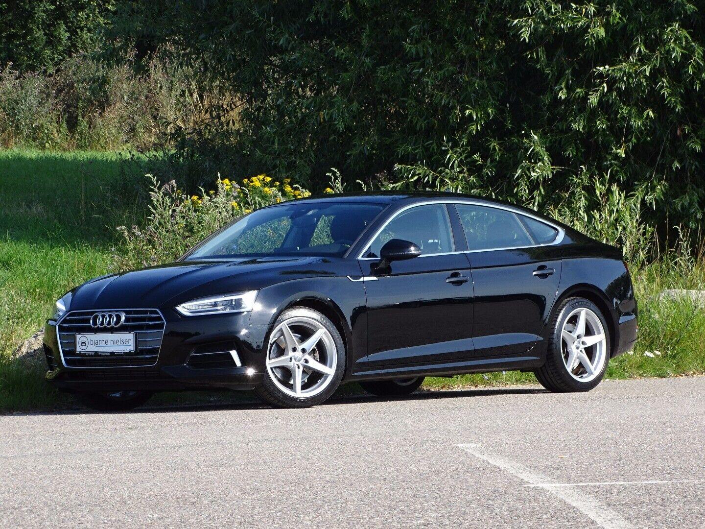 Audi A5 Billede 6