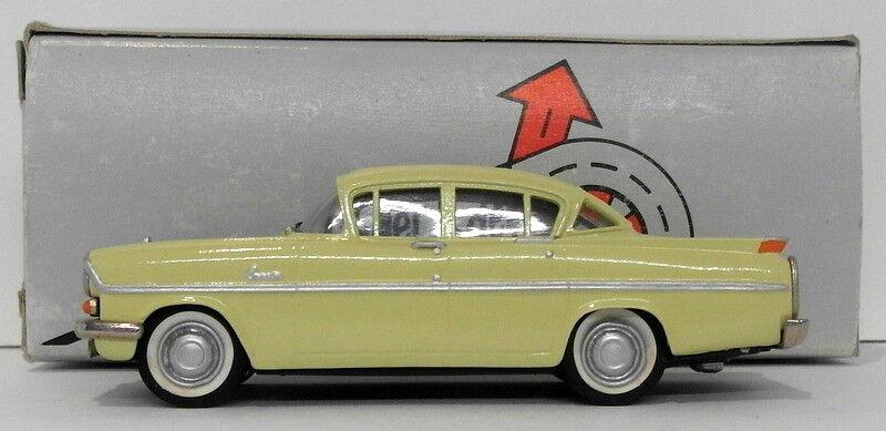 Pathfinder Modelos Escala  PFM6 - 1958 Vauxhall Cresta PA 1 de 600 Amarillo