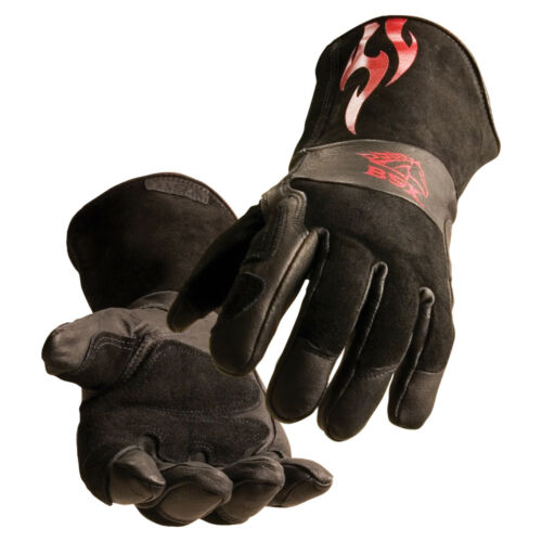 Medium Revco Industries BS50-MD BSX Advanced Fit Stick Glove with DragPatch