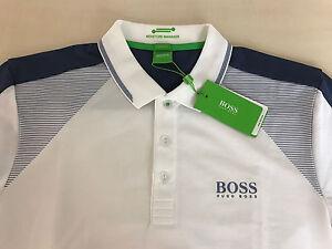 Image is loading Hugo-Boss-Green-label-Polo-Shirt-Paddy-Pro- 24ab65ac16c