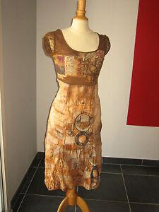 ELEGANTE-ROBE-DRESS-LONGUE-BIJOUX-METAL-SAVE-THE-QUEEN-T-M-36-38