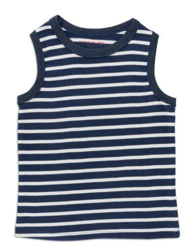 Boys tank top tshirt 2 3 4 5 6 7 years Mini Boden quality striped undershirt