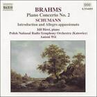 Brahms: Piano Concerto No. 2; Schumann: Introduction & Allegro appassionato (CD, Jun-2000, Naxos (Distributor))