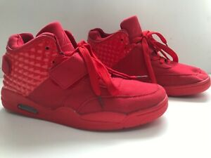 43 Ace Up Hot Red Stabile Trainer Boots