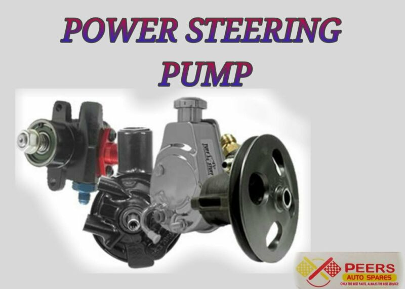 POWER STEERING PUMP FOR MOST VEHICLES