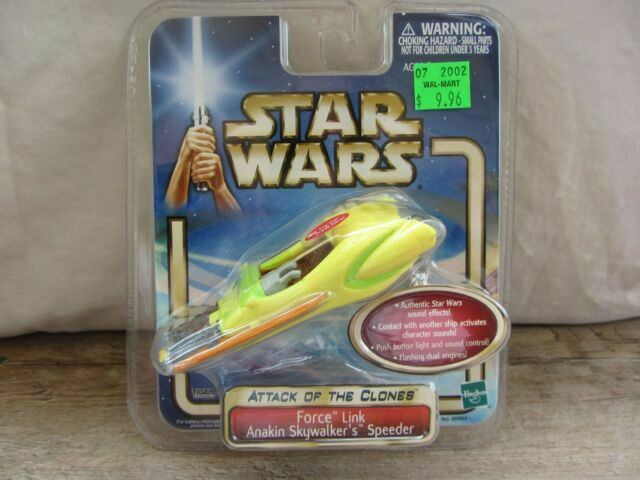 Slave 1 Star Wars Episode II Attack Of The Clones Force Links Keychain