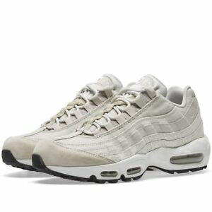 5f13c9f3d50c Image is loading NIKE-Womens-Air-Max-95-PRM-Trainers-Grey-
