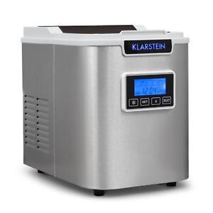 Gastro-Eiswuerfelbereiter-Eiswuerfelmaschine-Eiscrasher-Eismaschine-Icemaker